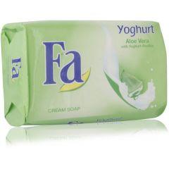 Fa Yoghurt Aleo Vera Cream Soap  75gX6