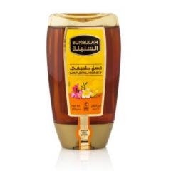 Sunbulah Natural Honey Squeeze 250g