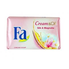 Fa Cream And Oil Silk And Magnolia Cream Soap 75gX6
