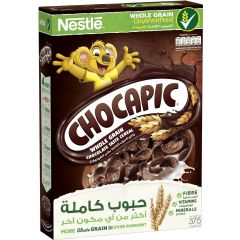 Nestle Chocapic Wheat Chocolate Cereal 375g