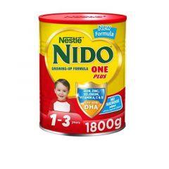 Nido 1 Plus Stage 3 Growing Up Milk 1800g
