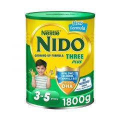 Nido Three Plus Milk Powder 1.8Kg