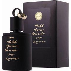 Armaf All You Need is Love Eau de Parfum for Men, 100ml