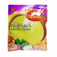 Moona Lentil Soup 65G