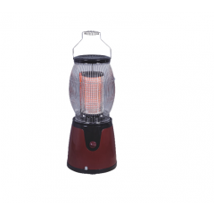 Home Electric  HK-3000 Elctric Heater , 3000 W, Black & Red