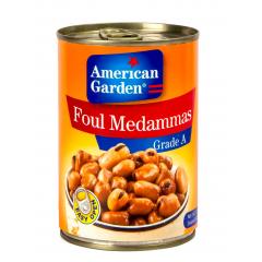 American Garden Foul Medammas 400g