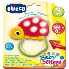 Chicco Little Ladybug lights rattle