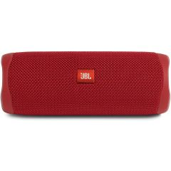 JBL FLIP 5, Waterproof Portable Bluetooth Speaker, Red (New Model)