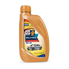 HP Lubricants Neo Synth 5W-30 API SN Semi Synthetic Engine Oil 1 Ltr