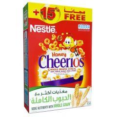 Nestle Cheerios Honey Cereal