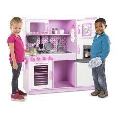 Melissa & Doug Chef's Kitchen In Cupcake