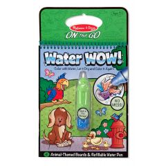 Melissa & Doug On The Go Water Wow! - Animals