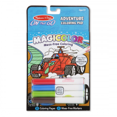 Melissa & Doug Magicolor Games And Adventure Coloring Pad