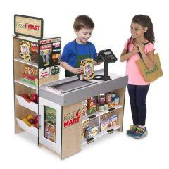Melissa & Doug Fresh Mart Grocery Store Play Set