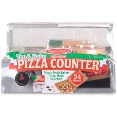 Melissa & Doug Top And Bake Pizza Counter