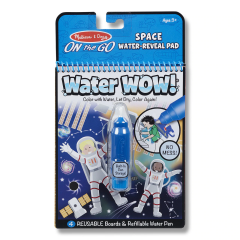 Melissa & Doug Water Wow! - Space Water Reveal Pad