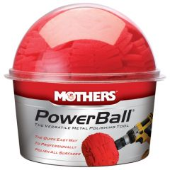 Mothers 05140M Car Cleaning And Poloshing Power Ball Tool