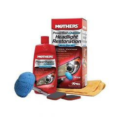 Mothers 7250M Lights Headlight Restoration All In One Kit 8 Oz