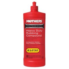 Mothers 81232M Heavy Duty Rubbing Compound 32 Oz