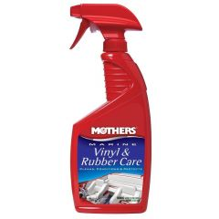 Mothers 91424M Marine Vinyl And Rubber Care Liquid Cleaner 24 Oz