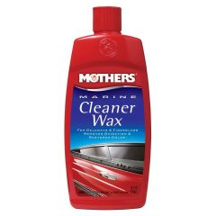 Mothers 91516M Marine Liquid Cleaner Wax  16 Oz