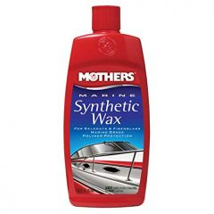 Mothers 91556M Marine Synthetic Wax 16 Oz