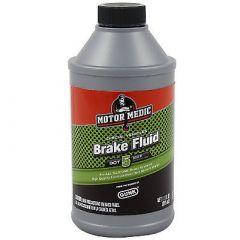 Gunk M4011 Silicone Brake Fluid, Dot 5