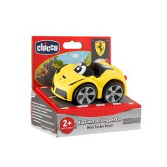 Chicco Mini Turbo Touch Ferrari Amarilla
