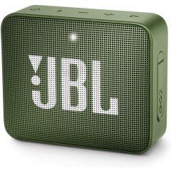 JBL GO2 - Altavoz Bluetooth ultra portátil impermeable