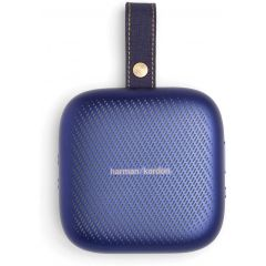 Harman Kardon Neo - Portable Bluetooth Speaker with Strap - Blue