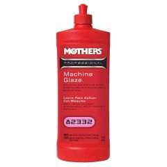 Mothers 82332M Professional Machine Glaze  32 Oz