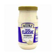 Heinz creamy classic mayonnaise 430g