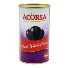 Acorsa Black Olives 350g