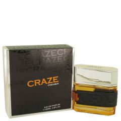 Armaf Craze Eau De Parfum Spray 100 Ml For Men