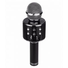 WS-858 WIRELESS KARAOKE MICROPHONE