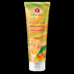 Dermacol Aroma Ritual Vitalising Mandarin Sorbet Shower Gel 250ml