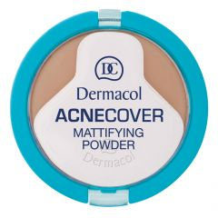 Dermacol Acne Cover Mattifying Honey Powder No.4