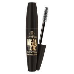 Dermacol Mega Lashes Dramatic Look, 13ml, Black