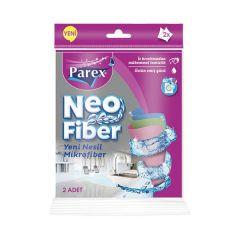 Parex Neo Fiber Mikrofiber Sponges, 2 Pieces