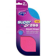 Parex Super Press Sponges, 2 Pieces