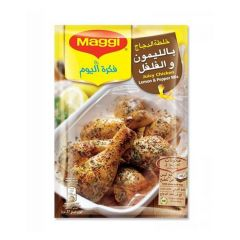 Maggi Juicy Chicken Lemon & Pepper Mix 27g