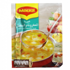 Powder of Maggi Pasta and Vegetable Soup 59 grams