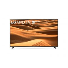 LG 86UM7580PVA 86-Inch 4K Ultra HD, AI ThinQ Smart TV