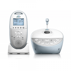 Avent Dect Baby Monitor With Light Projector
