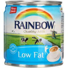 Rainbow Quality Milk Low Fat 170g