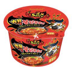 Samyang Hot Chicken Flavour Ramen (2xSpicy) Big Bowl 105g