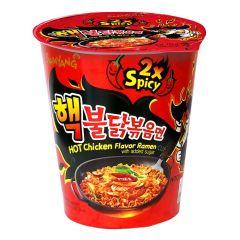 Samyang Extreme Hot Chicken Ramen Cup 70g.