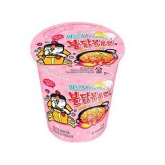 Samyang Hot Chicken Ramen Carbonara Flavor Cup 80g.
