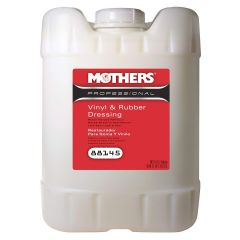 Mothers 88145M Professional Vinyl And Rubber Dressing  5 Gallon