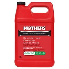Mothers 88638M Professional Silicone Free Dressing Concentrate 1 Gallon